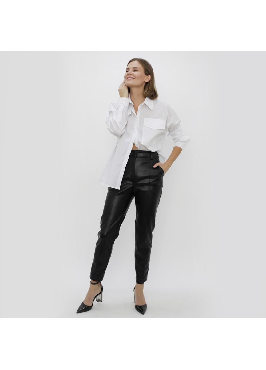 Рубашка объёмного кроя LoV.concept, белая