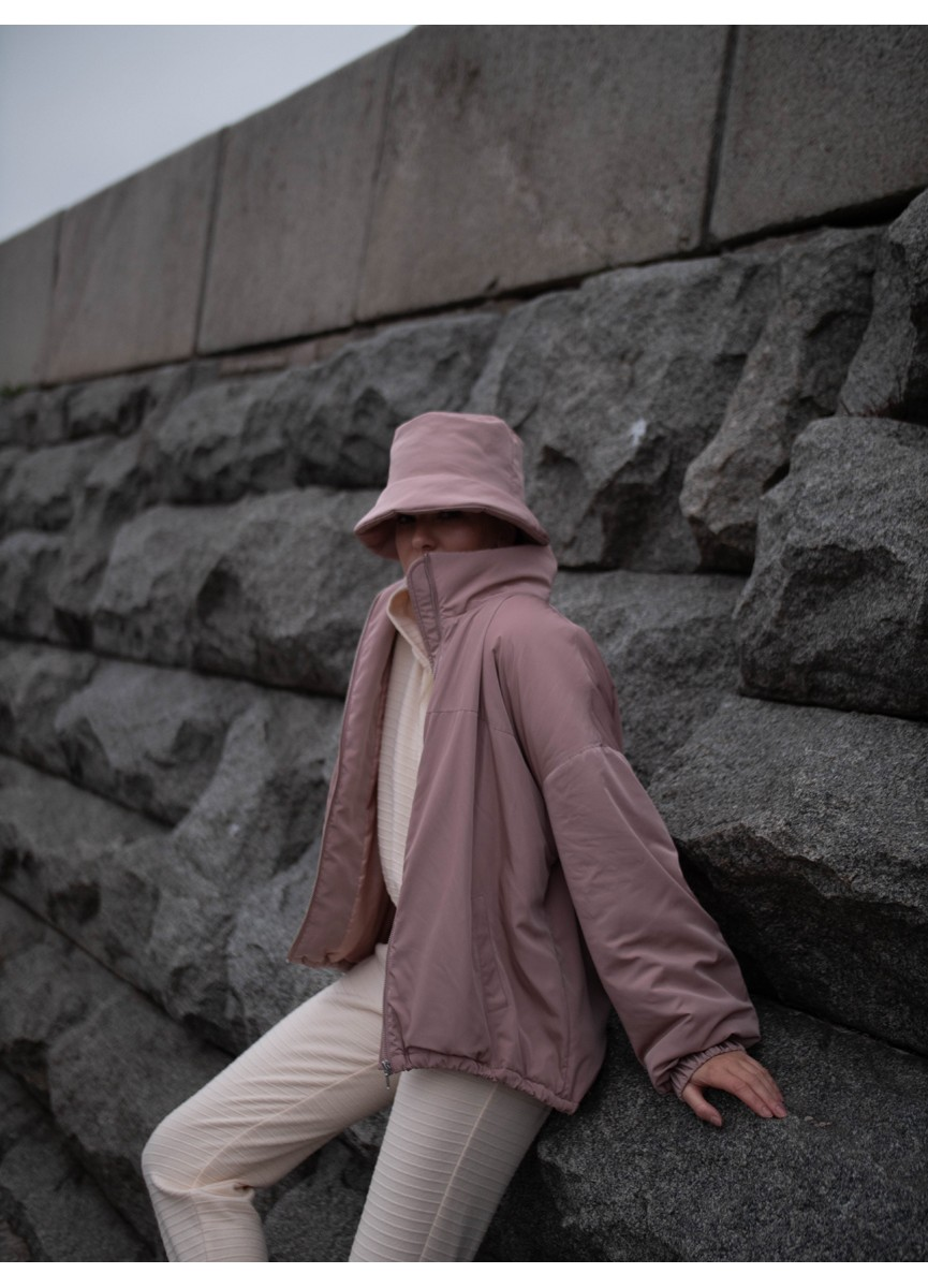 Куртка LoV.concept, пудра розовая